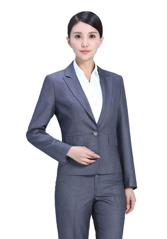 商务相关行业里定制工装的常见服装面料